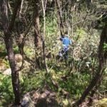 2017.5.04「山の民と、渓流釣り~山菜採り」