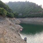 2018.9.01「山間ダムにリベンジ釣行」